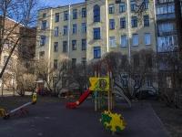 Петроградский район, улица Подковырова, дом 4 ЛИТ Б. многоквартирный дом