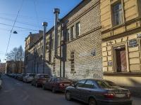Петроградский район, улица Подковырова, дом 10 к.2 ЛИТБ. хозяйственный корпус