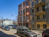 Петроградский район, улица Подковырова, дом 33. многоквартирный дом