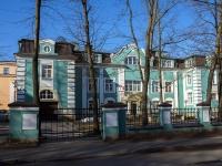 Петроградский район, улица Подковырова, дом 37. офисное здание
