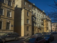 Петроградский район, улица Подковырова, дом 22. многоквартирный дом