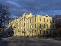 Петроградский район, улица Профессора Попова, дом 2 ЛИТ Б. многоквартирный дом
