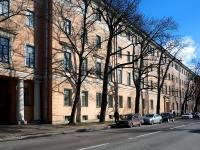 Петроградский район, улица Профессора Попова, дом 5Б. офисное здание