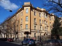 Петроградский район, улица Профессора Попова, дом 5 ЛИТ Щ. многоквартирный дом
