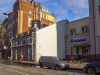 Петроградский район, улица Профессора Попова, дом 4А. офисное здание