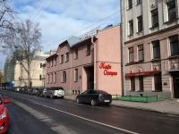 Петроградский район, улица Профессора Попова, дом 7 ЛИТ А. офисное здание