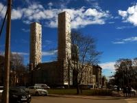 Петроградский район, мечеть Соборная мечеть г. Санкт-Петербурга, Кронверкский проспект, дом 7