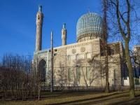 Кронверкский проспект, house 7. мечеть