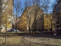 Петроградский район, улица Кропоткина, дом 17 ЛИТ Б. многоквартирный дом