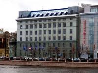 Петроградский район, улица Петроградская набережная, дом 16 ЛИТ А. офисное здание