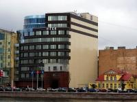 Петроградский район, улица Петроградская набережная, дом 22. офисное здание