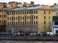 Петроградский район, улица Петроградская набережная, дом 26-28. многоквартирный дом