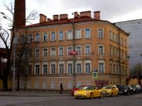 Петроградский район, улица Петроградская набережная, дом 42. офисное здание