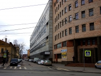 Петроградский район, улица Петроградская набережная, дом 42А. производственное здание