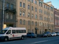 Петроградский район, Левашовский проспект, дом 4. многоквартирный дом