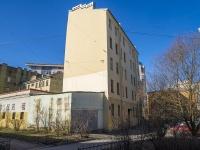 Петроградский район, Левашовский проспект, дом 14. многоквартирный дом