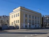 Петроградский район, Левашовский проспект, дом 28. офисное здание