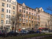 Петроградский район, улица Петропавловская, дом 6. многоквартирный дом