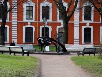 Петроградский район, Петропавловская Крепость ул, музей