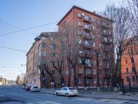 Петроградский район, Чапаева ул, дом 23