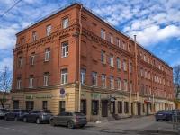 Петроградский район, Чкаловский проспект, дом 8-10. многоквартирный дом