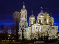Петроградский район, собор Князь-Владимирский , улица Блохина, дом 26
