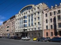 Петроградский район, Добролюбова проспект, дом 17 ЛИТ С. офисное здание