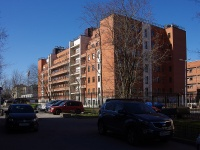 Петроградский район, Депутатская ул, дом 8