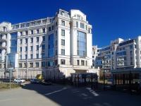 Петроградский район, улица Кемская, дом 7. многоквартирный дом