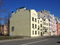 Петроградский район, Константиновский проспект, дом 3. многоквартирный дом
