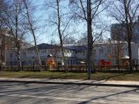 Петроградский район, Константиновский проспект, дом 12 ЛИТ А. детский сад №72