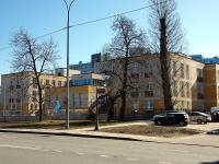 Петроградский район, Константиновский проспект, дом 14-16. гимназия Академическая гимназия №56
