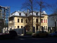 Петроградский район, Константиновский проспект, дом 21. офисное здание