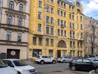 Петроградский район, улица Пионерская, дом 8. многоквартирный дом