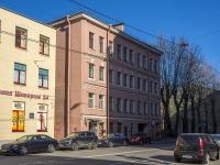 Петроградский район, улица Пионерская, дом 19. многоквартирный дом
