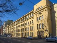 Петроградский район, улица Пионерская, дом 27 ЛИТ А. офисное здание