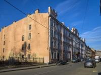 Петроградский район, улица Зверинская, дом 7-9. многоквартирный дом