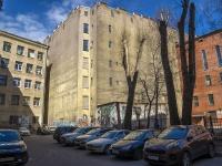 Петроградский район, улица Зверинская, дом 21-23. гимназия
