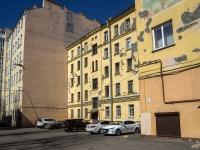 Петроградский район, улица Зверинская, дом 24 ЛИТ А. многоквартирный дом