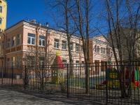 Петроградский район, улица Зверинская, дом 28-30. детский сад №93