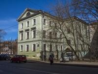 Петроградский район, улица Введенская, дом 6. многоквартирный дом