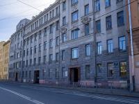 Петроградский район, улица Введенская, дом 7. многоквартирный дом