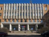 Петроградский район, улица Введенская, дом 10А. офисное здание
