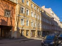 Петроградский район, улица Ропшинская, дом 3-5. многоквартирный дом