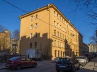 Петроградский район, улица Ропшинская, дом 4. многоквартирный дом