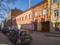 Петроградский район, улица Ропшинская, дом 7-9. офисное здание