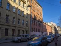 Петроградский район, улица Ропшинская, дом 11. многоквартирный дом