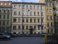 Петроградский район, улица Ропшинская, дом 22. многоквартирный дом