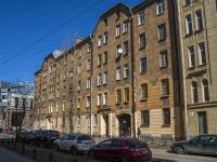 Петроградский район, улица Ропшинская, дом 23. многоквартирный дом