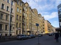 Петроградский район, улица Ропшинская, дом 24. многоквартирный дом